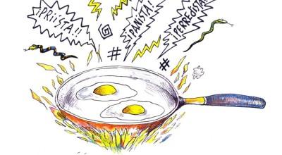 Huevos Politizados