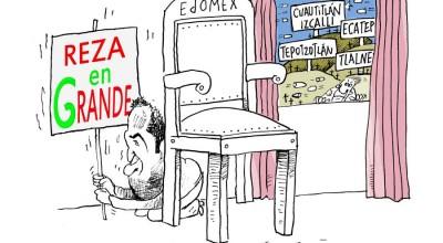 Reza en Grande