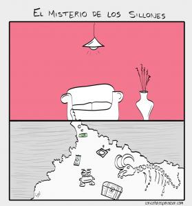 El Misterio de los Sillones