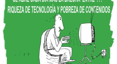 Caricatura del Da