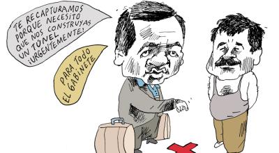 Recaptura del Chapo