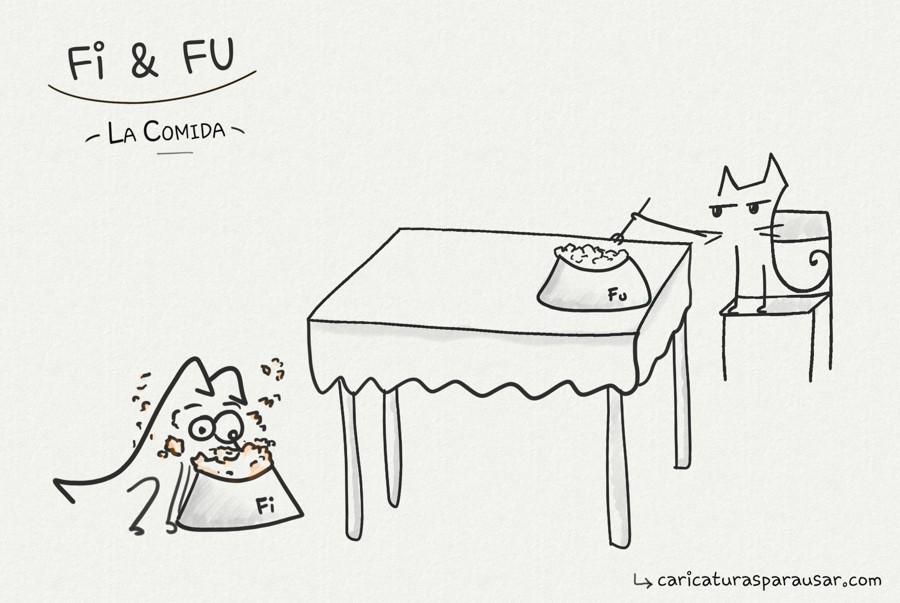 Fi & Fu - La Comida