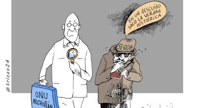 Observadores en Nochixtlán