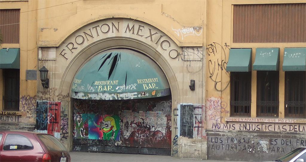 Frontón México