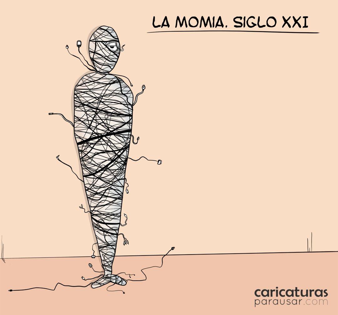 La Momia. Siglo XXI
