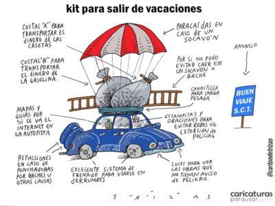 Kit para Salir de Vacaciones