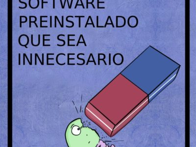 Software preinstalado