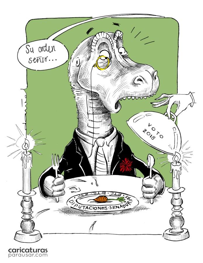 Diputaciones, Senadurías