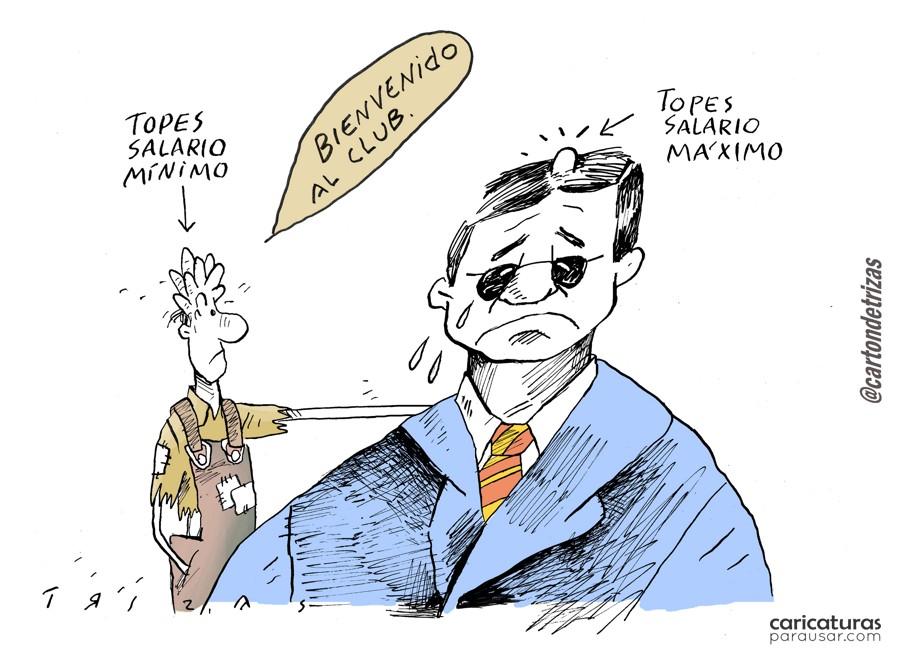 Salario Mínimo - Salario Máximo