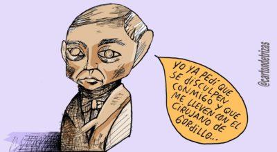 Caricatura, Cartón