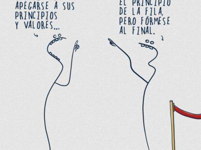 Humor, Viñeta