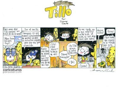 Historieta Comicstrip