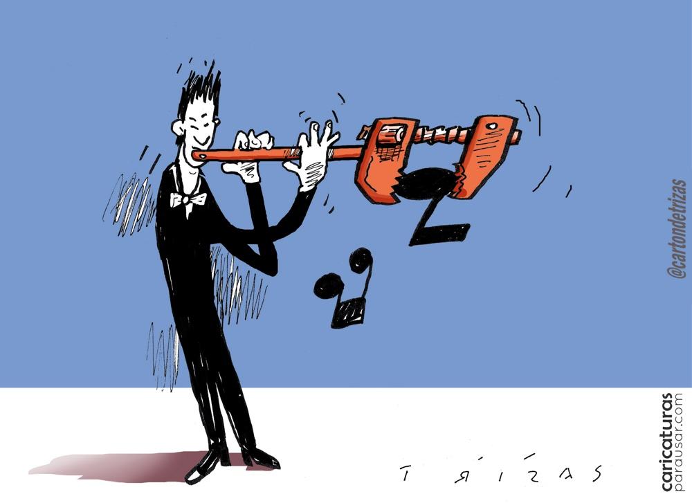 Humor Viñeta Cartoon