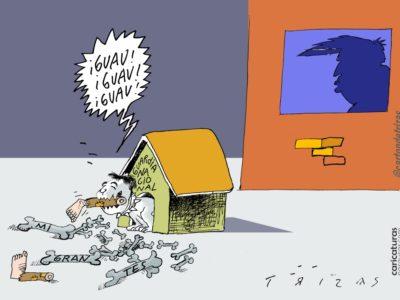 Caricatura Cartón