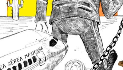 Cartón Caricatura Política