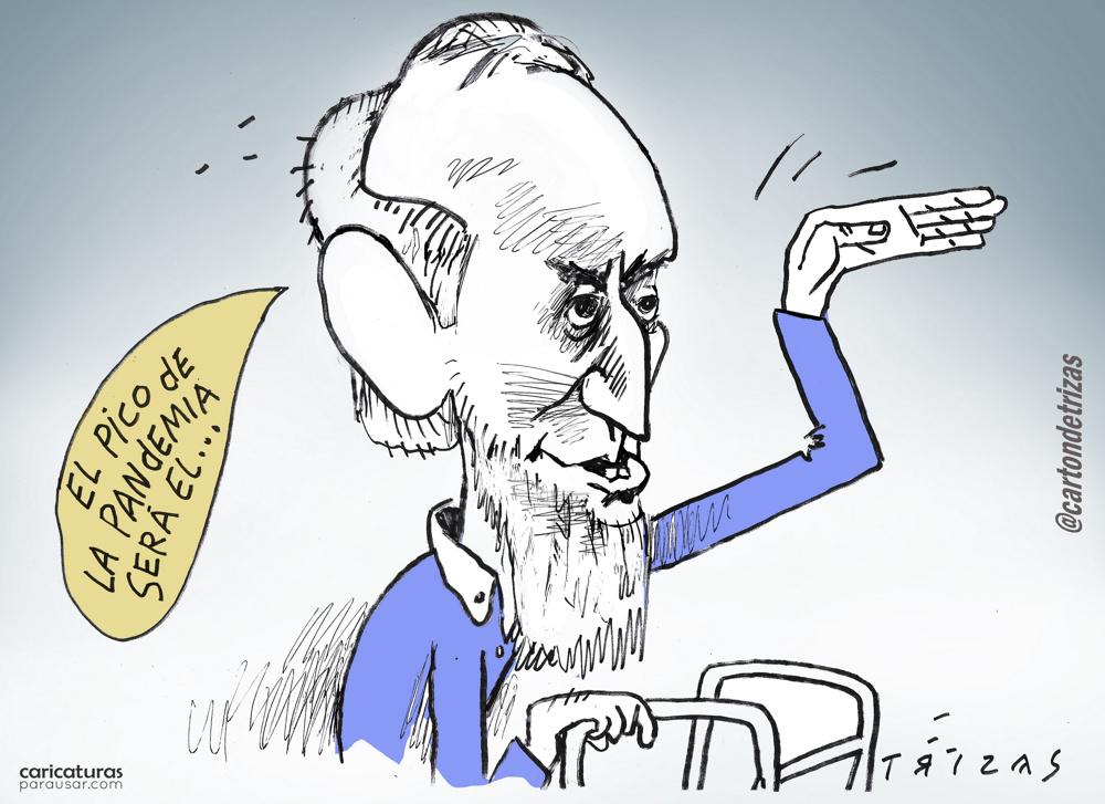 Cartón, Caricatura