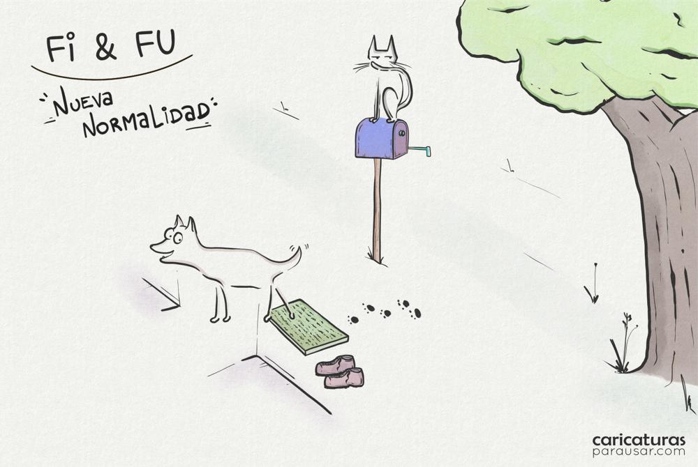 Viñeta Cartoon