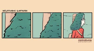 Cartoon Viñeta Humor Gráfico