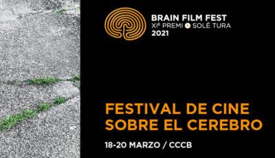 Cartel y Películas del Brain Film Fest