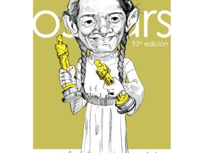 Chloé Zhao recibe el Oscar