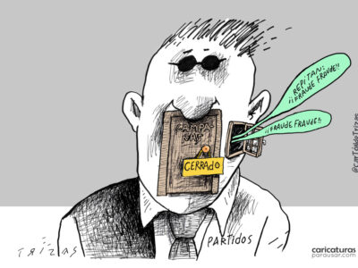 Caricatura Elecciones 2021