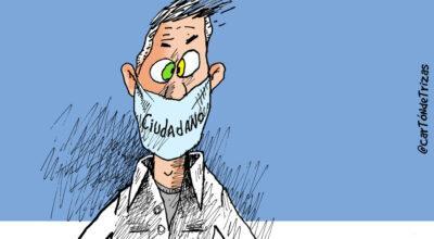 Humor Semáforo Caricatura