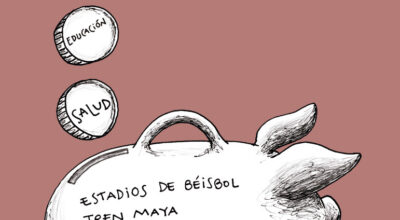 Cartón Caricatura Política México