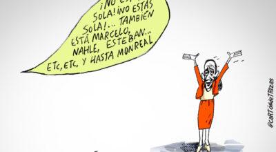 Cartón Caricatura Política Políticos